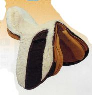 Special Offer Sheepskin saddle cover for Zaldi New Kent saddle